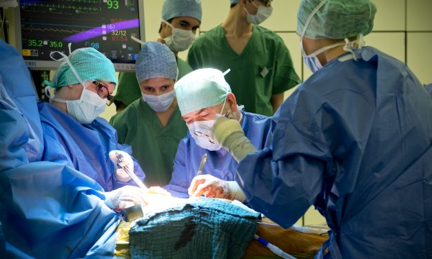 30 jaar longtransplantatie <br>in 5 mijlpalen