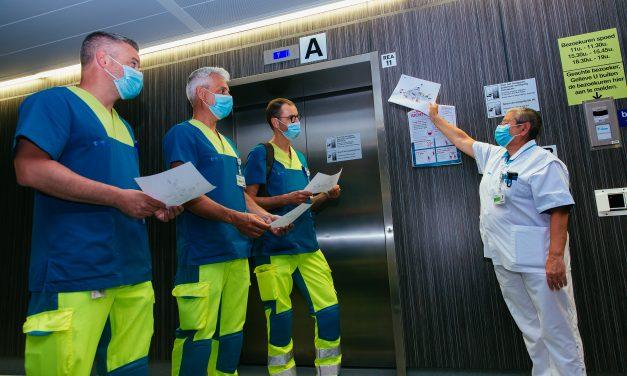 REA 1000: nieuwe reanimatieroutes voor een efficiënte interventie